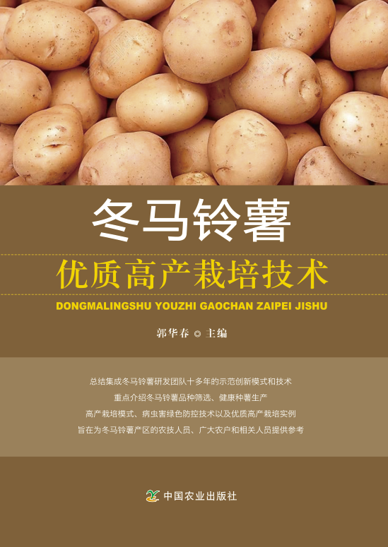 冬马铃薯优质高产栽培技术